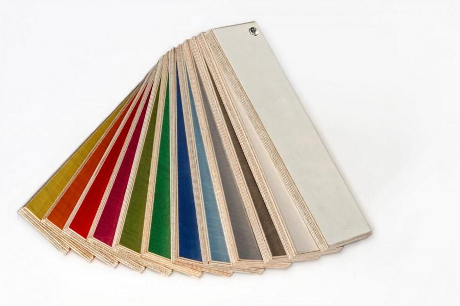 KoskiDekor Transparent rétegelt lemez